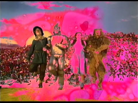 Wizard of Oz - Psychedelic Redux - Full Movie