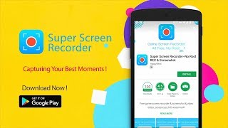 Screen Recorder & Video Recorder & REC - SRecorder