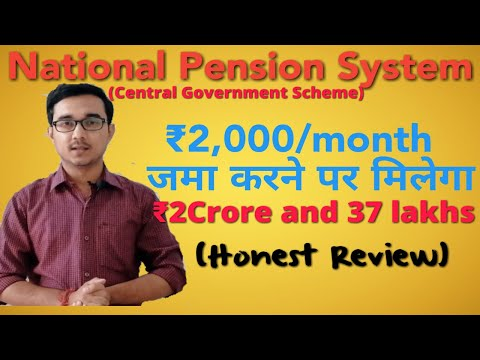 NPS(National Pension System) | NPS Calculator | NPS Tax Benefit | Retirement Planning.