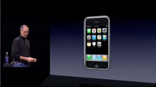 Macworld 2007 - iPhone Introduction