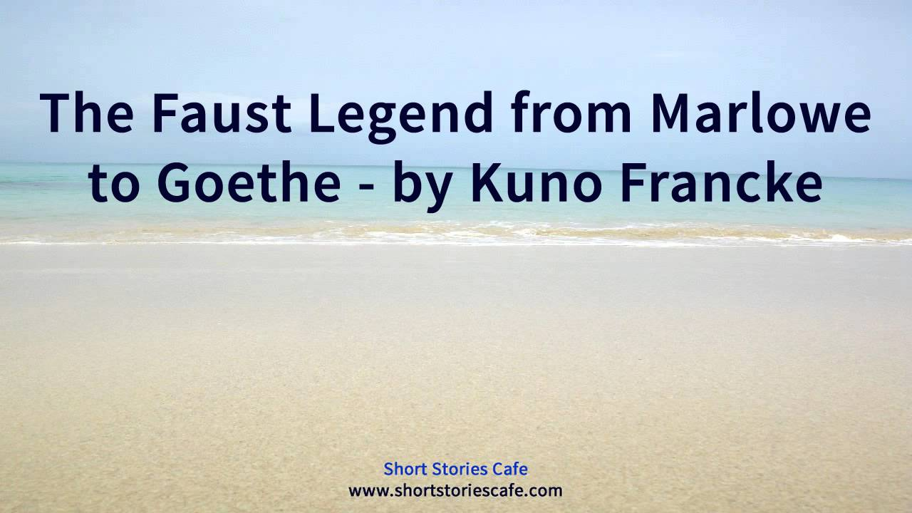 Essay Question Generator The Faust Legend From Marlowe To Goethe By Kuno Francke What Is A Compare And Contrast Essay also How To Write An Essay Outline Faust Essay The Faust Legend From Marlowe To Goethe By Kuno Francke  Respect For Life Essay
