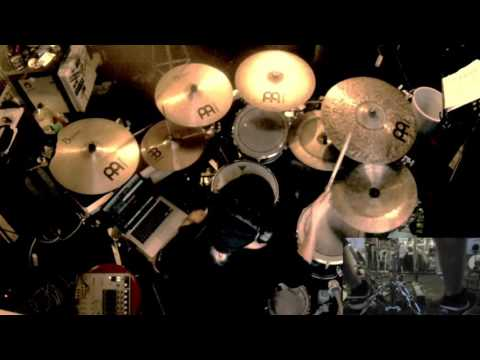 Meshuggah - Violent Sleep Of Reason - Drum Cover by Ozzimoit