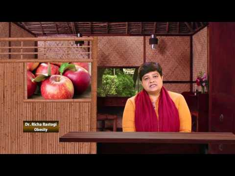Health tips for Obesity  by Naturopath Dr. Richa Rastogi