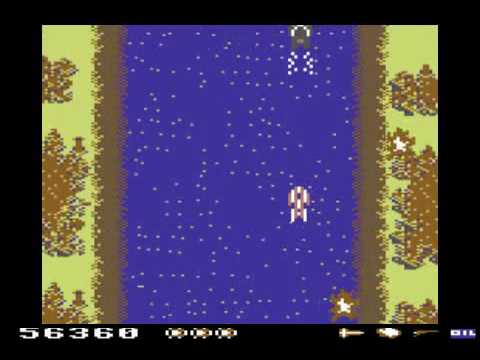 C64 Longplay - Spy Hunter (HQ)