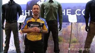 Dustin Pluth's Favorite Propper Product: Kinetic Pants