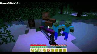 Minecraft / IndustrialCraft / Buildcraft  Lets Play Ep. 3