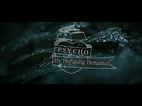 Breaking Benjamin - Psycho  (Lyrics)