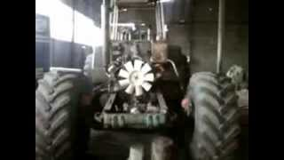 Сборка трактора БИЗОН (Homemade tractor BIZON)(, 2013-01-19T14:42:42.000Z)