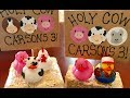 Carson's Barnyard Birthday Bash - Part 1 - Goody Bags, Centerpieces, details & decor!