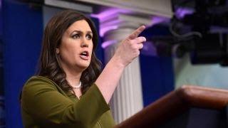Mike Huckabee on feud between CNN\'s Jim Acosta and Sarah Sanders