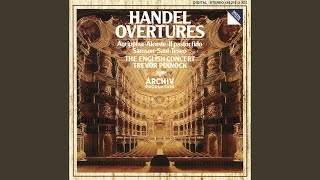 Handel: Il pastor fido, Overture, HWV 8a - 2. Largo