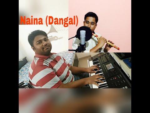 Naina - Dangal (Arijit Singh) | Instrumental Cover | Parag Instrumentals ft. Deep Flute