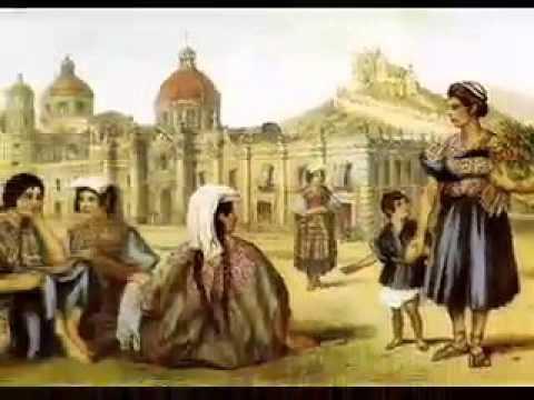 HISTORIA II 5 Los criollos en Nueva España - YouTube