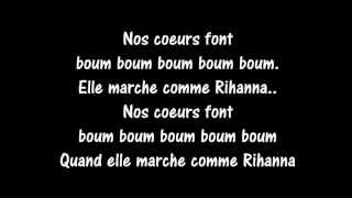 The Wanted - Walks Like Rihanna (Traduction Française)