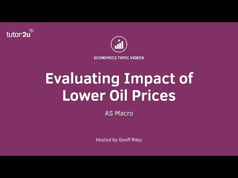 Evaluating Impact of Lower Oil Prices