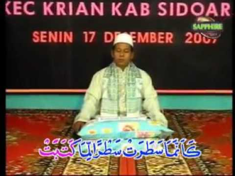 Full Album Sholawat Burdah _ An Nabawiyah Langitan (With Lyric Arabic Burdah)