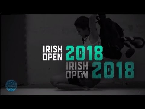 Irish Open Kickboxing 2018