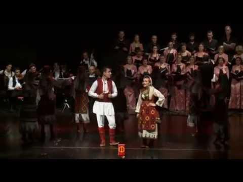 """KUD """"Đoka Pavlović"""" Pošte Srbije - ILČOVICE, MLADA NEVESTO"""", igre iz Makedonije"""