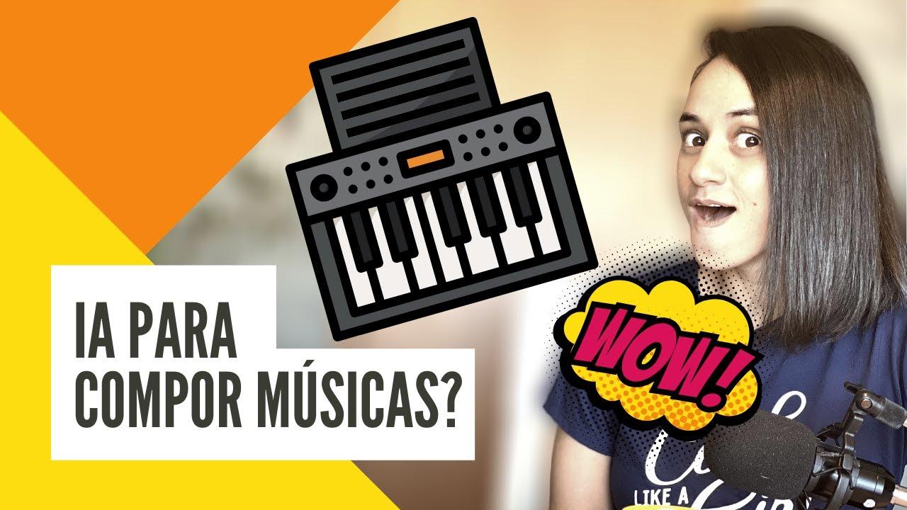 Inteligência artificial para compor músicas? SERÁ?