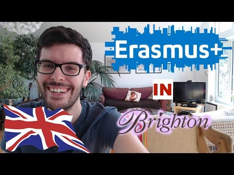 My ERASMUS year at Sussex University, Brighton I Part. 1