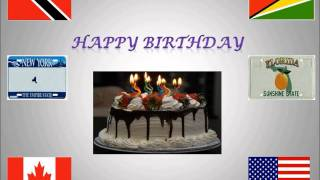 Happy Birthday-Terry Gajraj