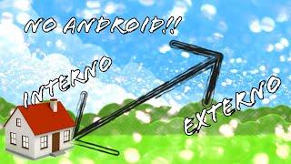 COMO GRAVAR a TELA do CELULAR, o ÁUDIO INTERNO e o ÁUDIO EXTERNO, MESMO com o FONINHO, no ANDROID!!