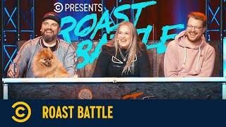 Roast Battle – Marcel Mann vs. Julia Gámez Martín & Lena Liebkind vs. Jacky Feldmann | S04E05