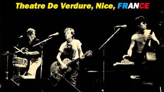 STRAY CATS - Little Miss Prissy (1.2.82 Nice)