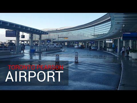 Toronto Pearson Airport - Terminal 1