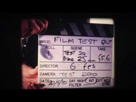 FILM SCHOOL TEST SHOOT