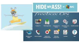 Configurer un VPN sur FREEBOX V6 (openVPN) avec Hidemyass