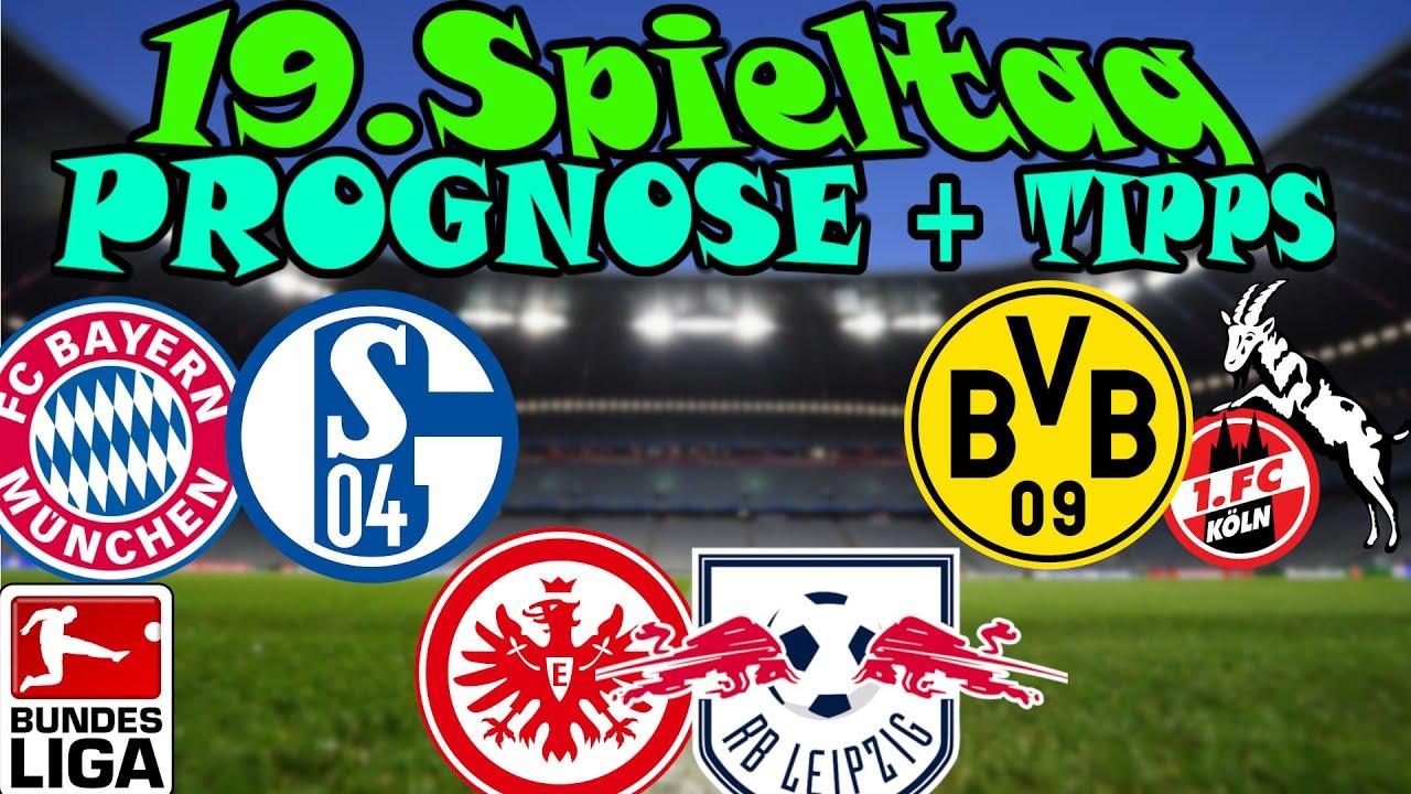 19 Spieltag Bundesliga