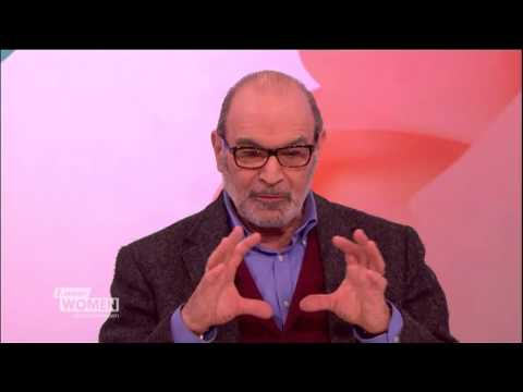 David Suchet On In The Footsteps Of St Peter | Loose Women