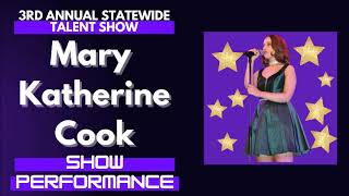 Mary Katherine Cook: Show Performance  - LFOA, Inc. 3rd A.S.T.S.