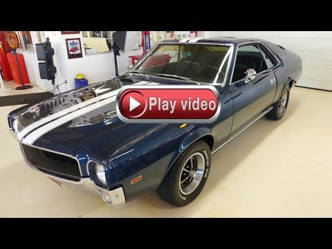 sold sold sold sold sold sold 1968 amc amx go package 390 4 speed