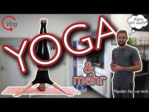 Yoga, Neue Nocco`s, Zwillinge & Mehr! | Kern-Vlog#3