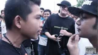 SUNUGAN KALYE  ICARUZ vs MANERO - Tanza, Cavite Hosted by Hoodstars