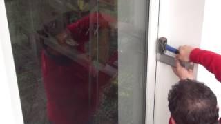 Nouzové otevírání oken