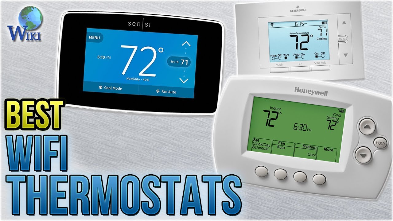 10 Best Wifi Thermostats 2018