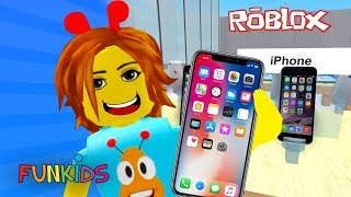 Phone Factory ! Cell Phone Tycoon (Let's Play Roblox Game)