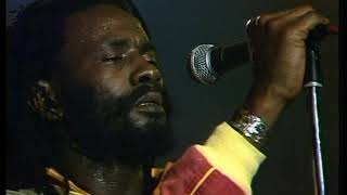 Burning Spear - Ao vivo em Hamburg em 1981 - Show Completo (parte 1)