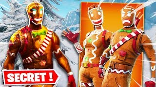 THE OLD SKINS OF NOEL ARE TO BE ON FORTNITE ... SEE MORE!