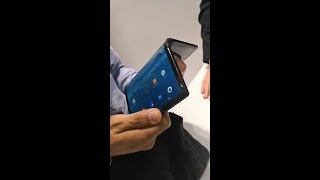 Hands-on with the foldable, bendable Royole FlexPai phone at MWC 2019 -Gsm Guide