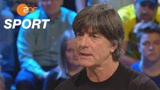 Gambar cover Schnellfragerunde: Dass ich noch mal Vereinstrainer werde ... | das aktuelle sportstudio - ZDF