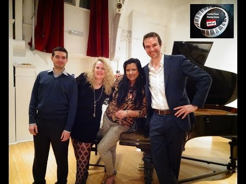 London Piano Meetup Group - March 28th 2014