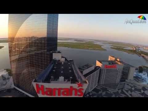 Aerial Video City of Atlantic City by AirQuad Drone Team 2015