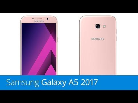 Samsung Galaxy A5 2017 (recenze)