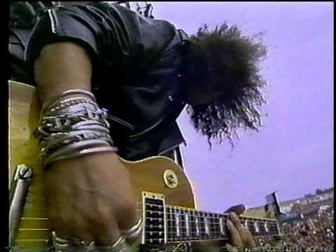 Slash's Snakepit Donington 95 DVD.