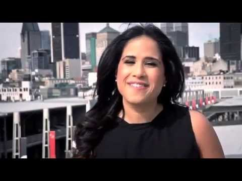 Give Back Montreal With Leslie Perez | Bell Fibe TV-on-Demand