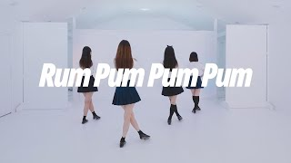 f(x) 에프엑스 - 첫 사랑니 (Rum Pum Pum Pum) 를 유연하게 춰보자!   커버댄스 DANCE…